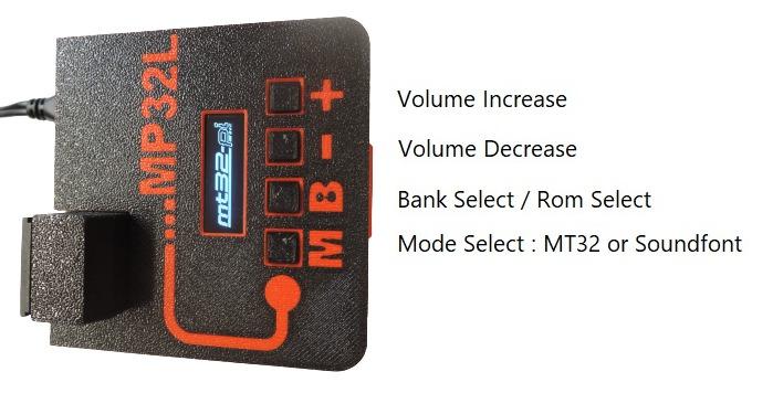 MP32L Control